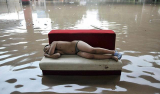 Pictures of Floods in China, 2010